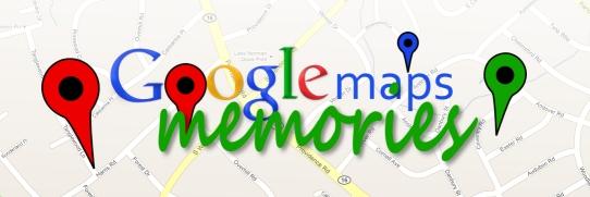 Google Maps Memories logo
